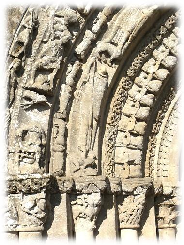 Portail de Notre Dame de Castelviel